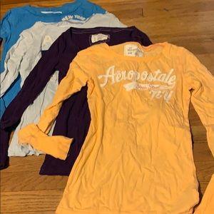 Bundle Long Sleeve Shirts